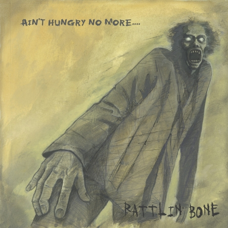 Ain't Hungry No More - Artwork © Neill Bristow. All Rights Reserved