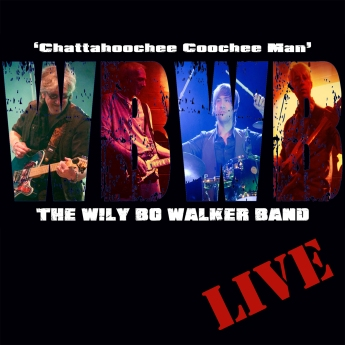 Chattahoochee Coochee Man by The WBWB - Artwork © Wily Bo Walker. All Rights Reserved