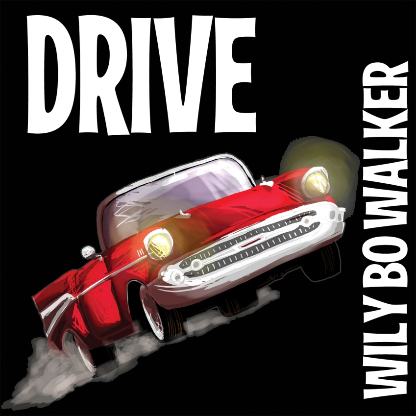 Drive - Artwork © Héctor Bustamante. All Rights Reserved