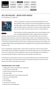 Moon Over Indigo_Written in Music Review