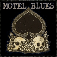 Motel Blues - Artwork © 2017 Wily Bo Walker. All Rights Reserved