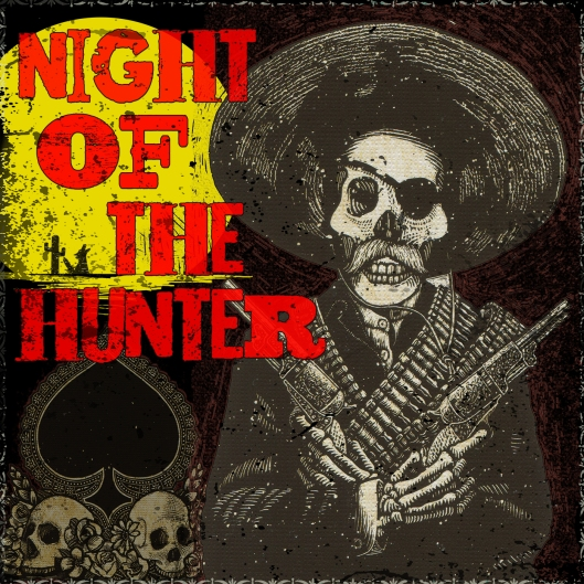 Night of the Hunter - Artwork © 2017 Wily Bo Walker, Héctor Bustamante. All Rights Reserved