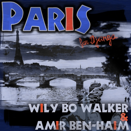 Paris - Artwork © Wily Bo Walker. All Rights Reserved