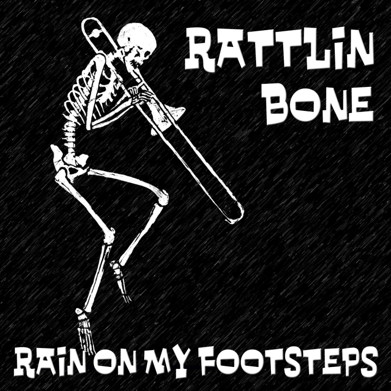 Rain On My Footsteps - Artwork © Neill Bristow. All Rights Reserved
