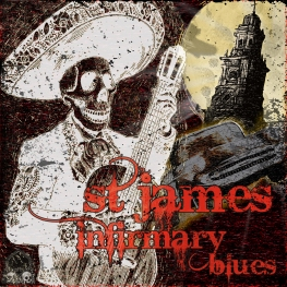 St James Infirmary Blues - Artwork © 2017 Wily Bo Walker, Héctor Bustamante. All Rights Reserved