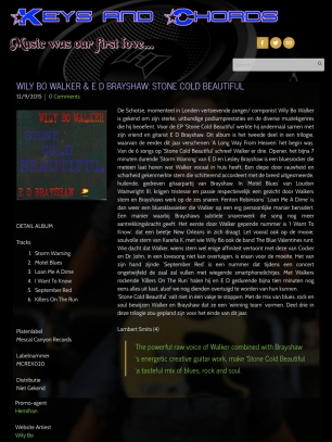 Stone Cold Beautiful_Keys and Chords Review