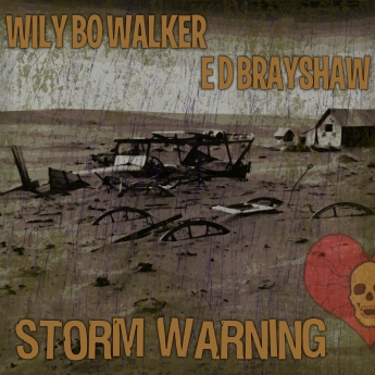 Storm Warning Artwork ©Wily Bo Walker. All Rights Reserved