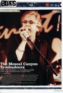 Wily Bo Walker Spotlight_The Blues Magazine