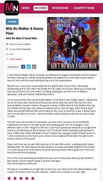 Andy Snipper MUSIC_NEWS MUSIC REVIEW of ANMAGM Jul 2020