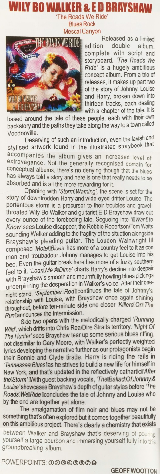 Powerplay_Geoff Wootton_ Review of The_Roads_We_Ride_May 2019